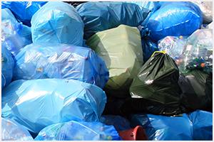ゴミの回収